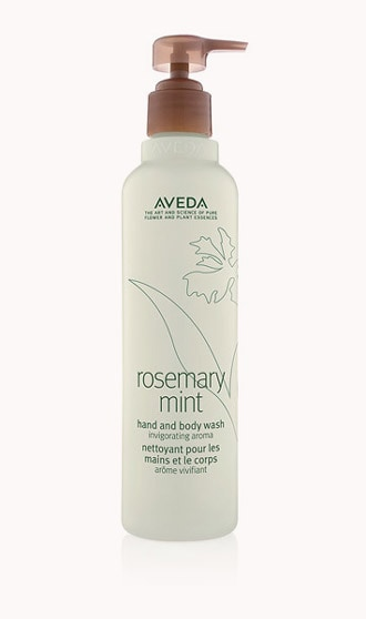rosemary mint hand and body wash