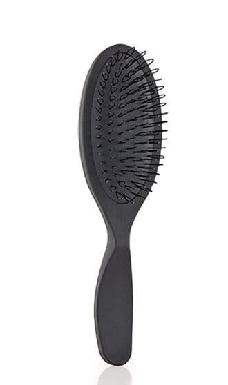 "pramāsana<span class=""trade"">™</span> exfoliating scalp brush"
