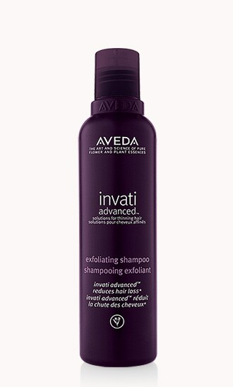 "invati advanced<span class=""trade"">™</span> exfoliating shampoo"